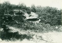 Wetzel's Cave, ca 1880s. OCPL Archives.