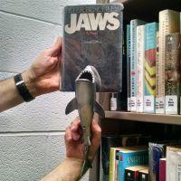 A Shelfie Shark!