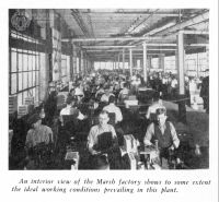Marsh Stogie Factory Interior, 1931
