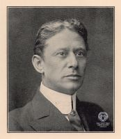 Frederick F. Faris, photo from Who's Who in West Virginia, 1916