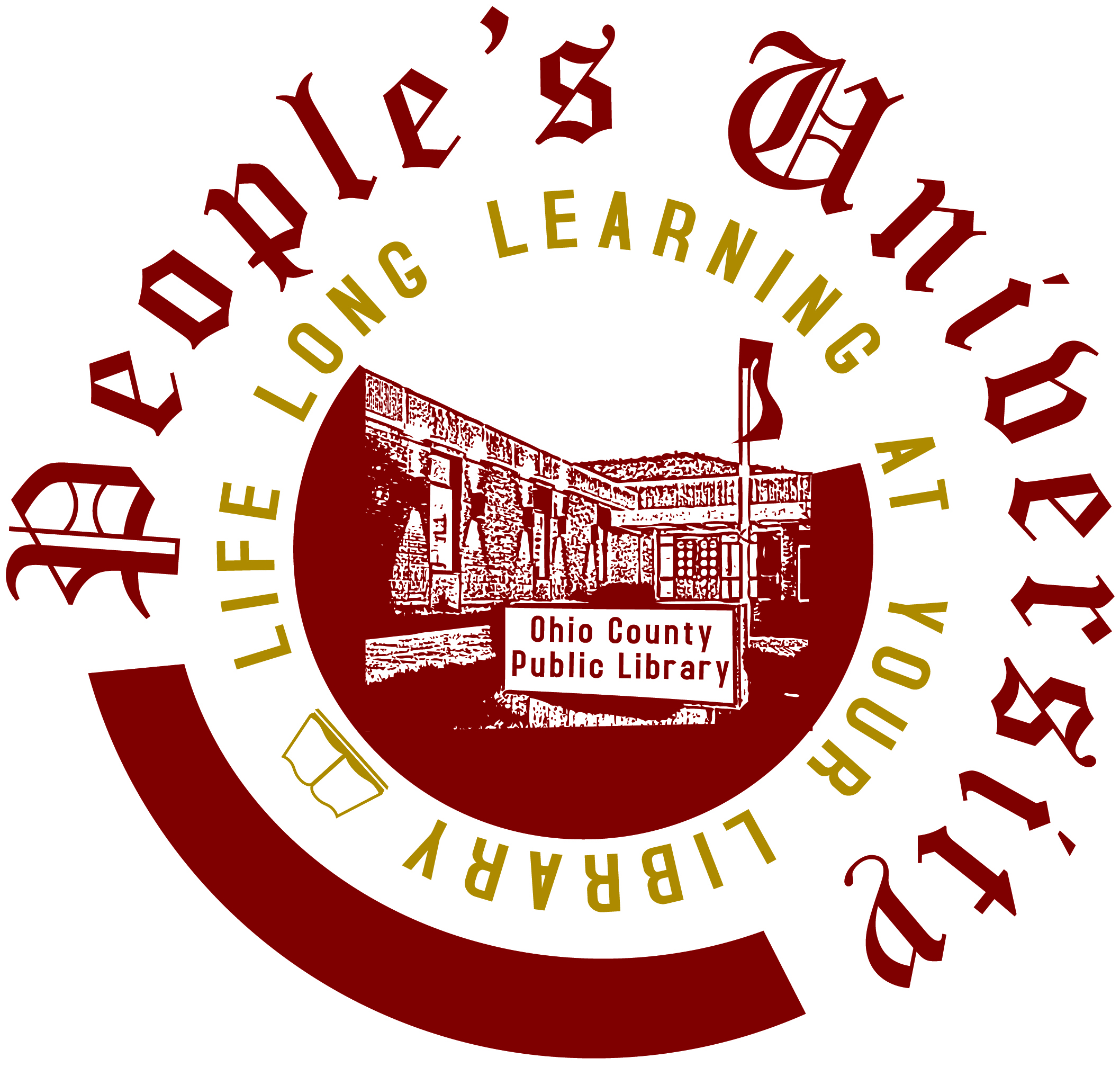 The People's University logo