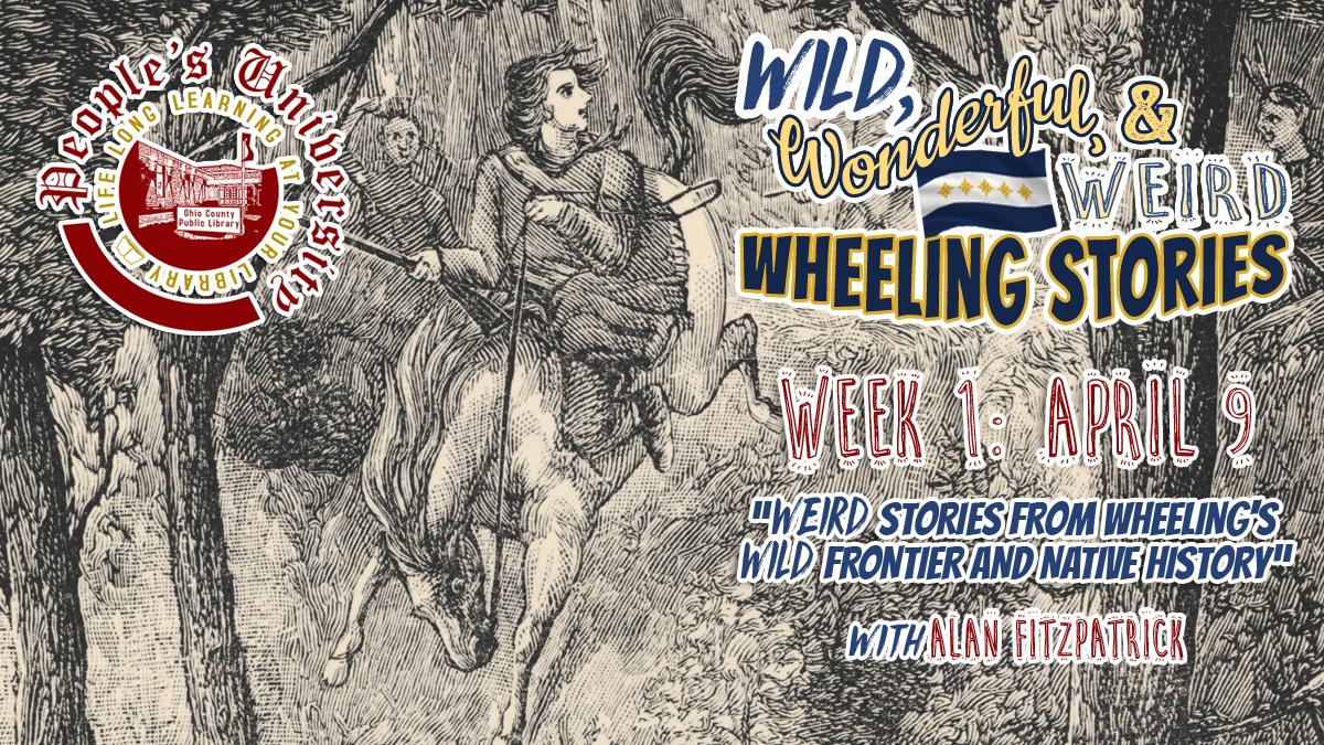 People's U: Wheeling Stories, Class 1