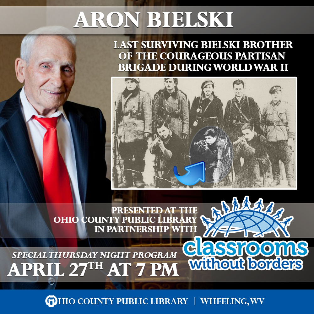 Aron Bielski: Last Surviving Bielski Brother of Courageous Partisan Brigade