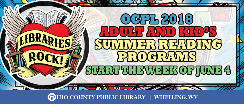OCPL Summer Reading Programs 2018