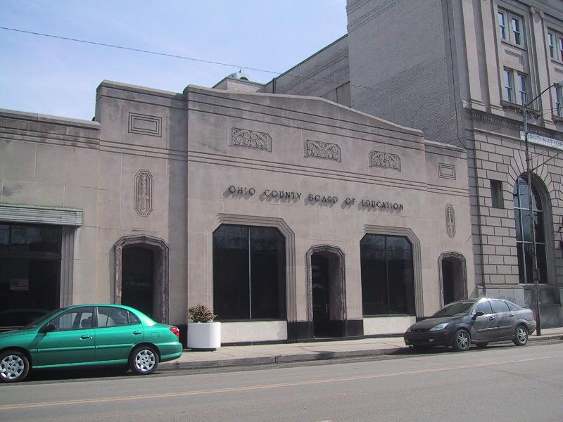 Ohio County Board Of Education Building Wheeling Wv