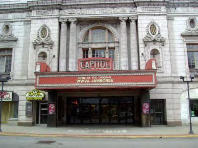 Capitol Theatre, 2007