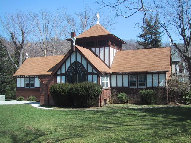 St. John's Chapel, Heiskell Ave., Wheeling, WV
