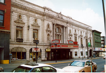 Capitol Music Hall, 1998 (Photo by James Janos)