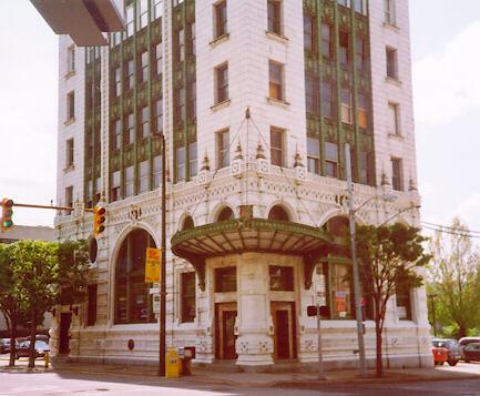 National Bank of West Virginia Building, 1999.