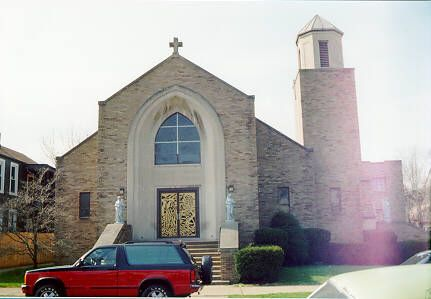 Blessed Trinity Catholic Church