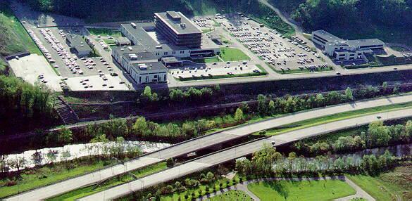 Current Wheeling Hospital, circa 1997